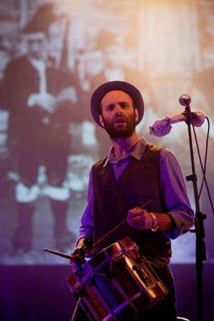 Charanga Live @Bons Sons (Cem Soldos – 2014)