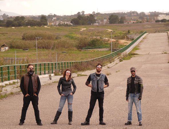 Gaiteiros do Asfalto (Photo shoot – 2014)