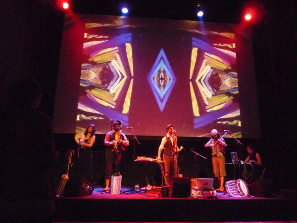 Charanga Live @Teatro do Bairro (Lisboa – 2013)